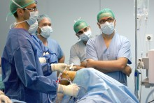 Quirófano Artroscopia de codo