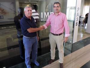 IMED y el Castell de l'Olla 2017